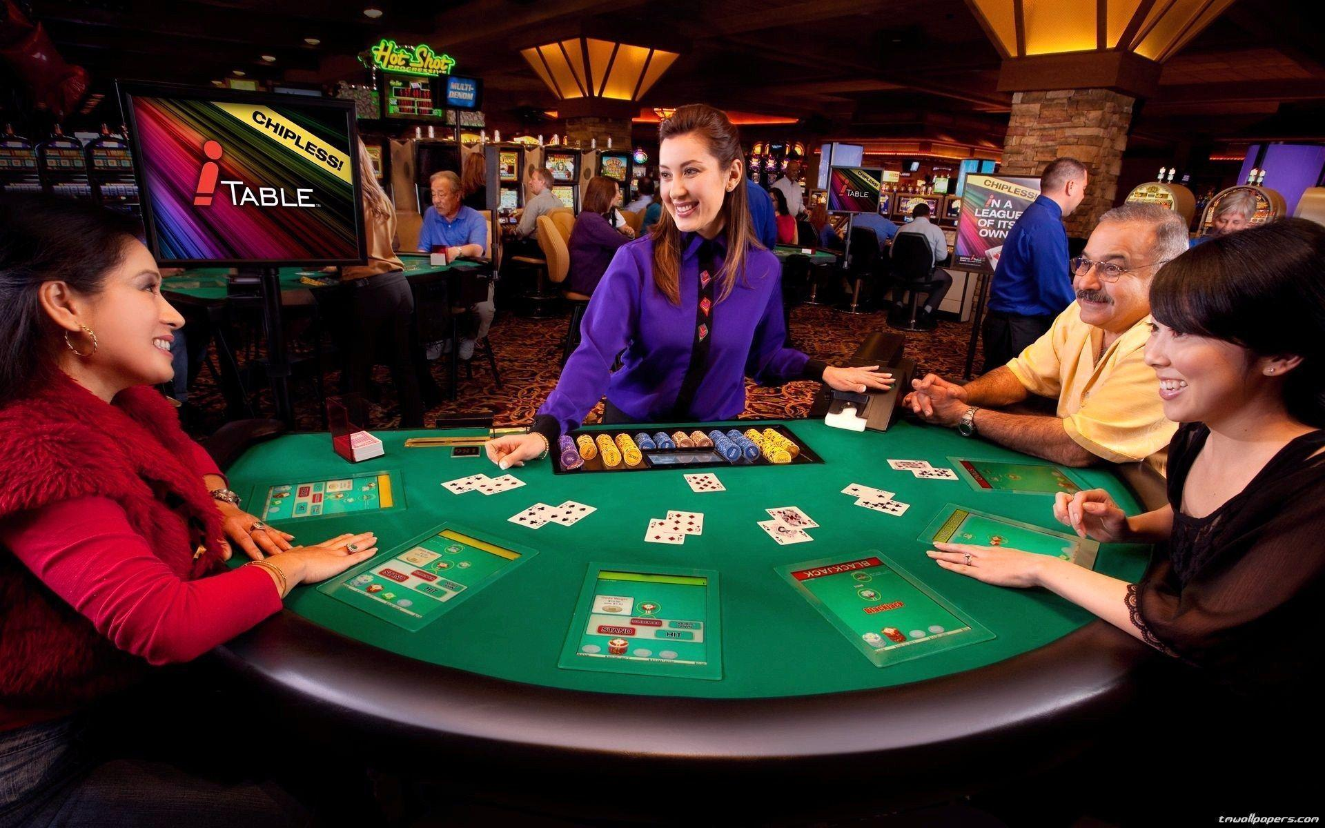 Here Is What It is best to Do For your Casino